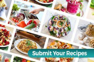 Submit your vegan recipes